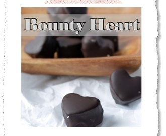 LLDn goes vegan :: Bounty Heart