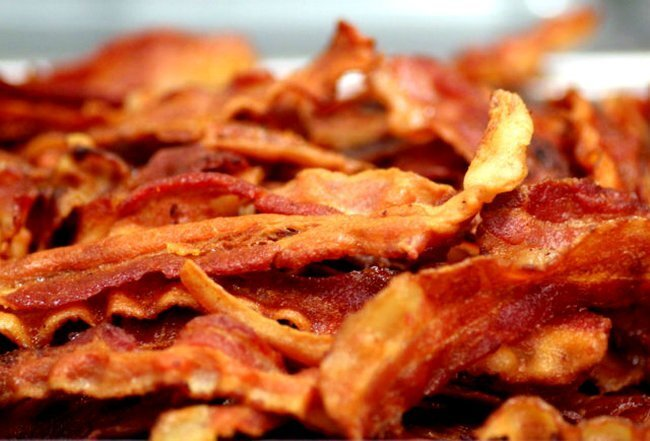 Bacon Crocante, Aprenda!