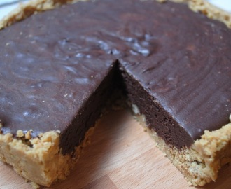 Chocolate Marshmallow tart recipe for students