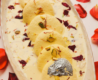 Rasmalai Recipe, How to make best soft Rasmalai at home