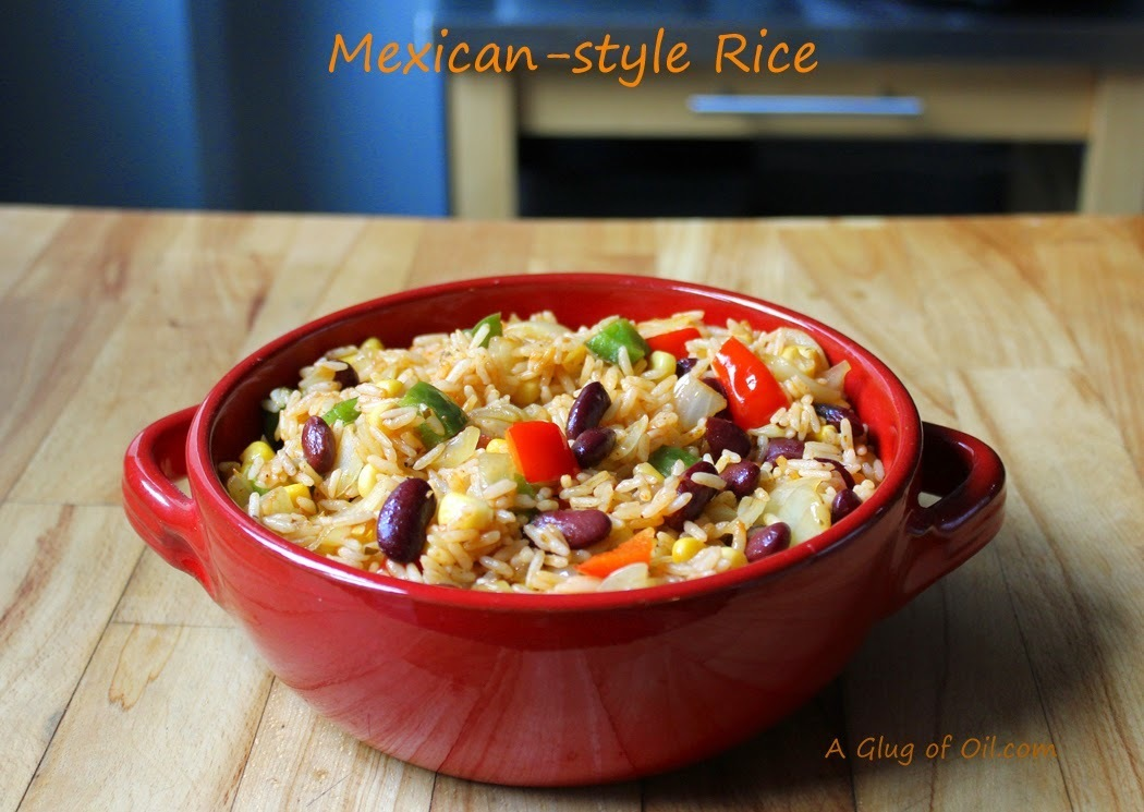 Mexican-style Rice - Knorr Flavour Pot Product of the Year Challenge