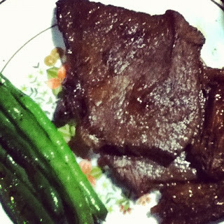 Simple Steak Recipe