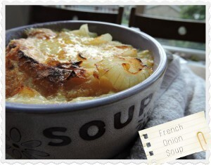 French Onion Soup – Kids In The Kitchen