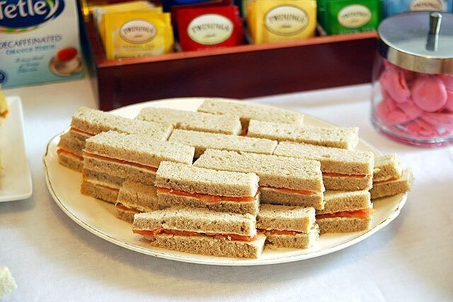 Two Easy and Delicious Tea Sandwiches