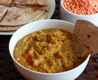Indian Red Lentil Dip
