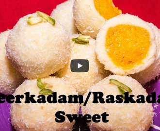 Kheer kadam Recipe Video
