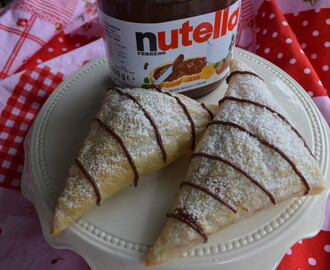 Fagotinni con ricotta e Nutella; Jouw Guilty Pleasure?