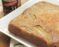 Sticky banana and maple cake/bread