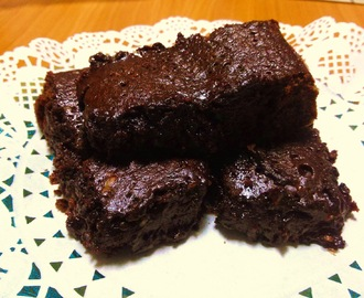 Brownies de nutella