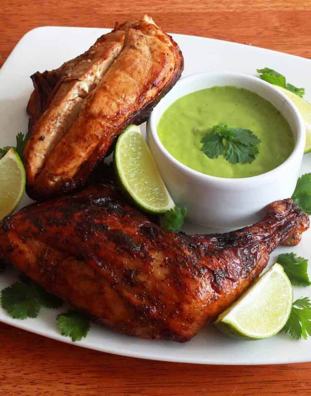 Pollo a la Brasa (Peruvian Roasted Chicken)