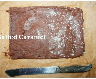 Salted Caramel Toffee