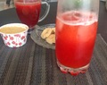 Homemade Strawberry Syrups
