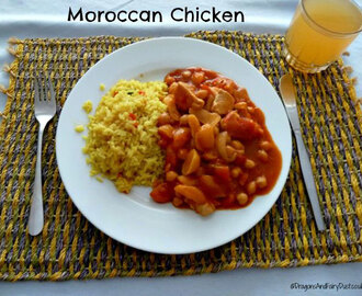Moroccan Chicken from The Island Escape