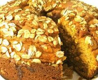 Skinny Pumpkin Coffee Cake, Yum! Recipe
