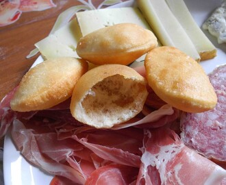 Salty fried bread, Gnocco fritto recipes