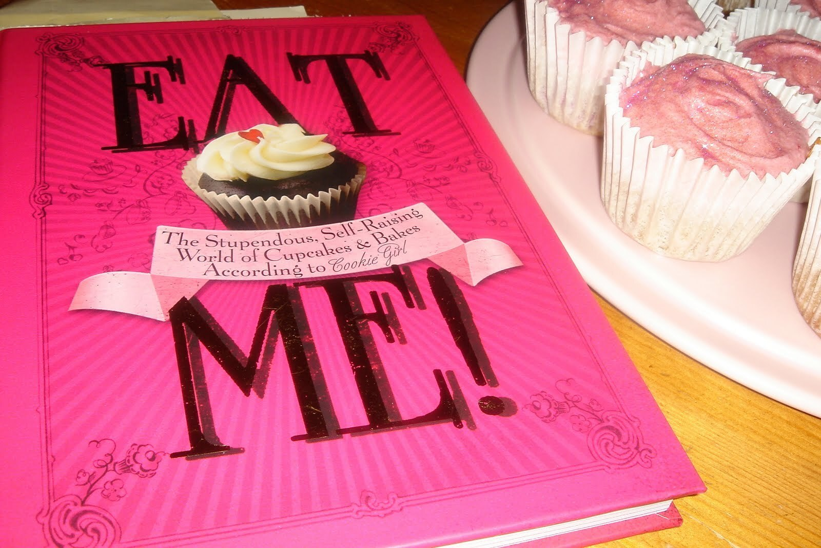 Eat Me Review and Cookbook Giveaway