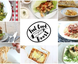 Samenvatting Feel Good Boost week 1 + weekmenu 2