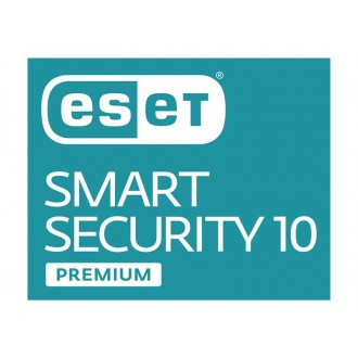 ESET Smart Security Premium - Abonnemangslicens (1 år) - 1 dator -
