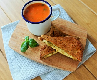 Tomato & Basil Soup Recipe