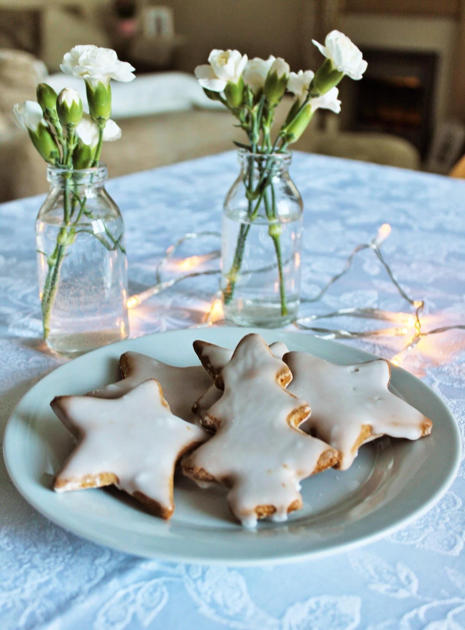 Gluten Free Gingerbread Biscuits Recipe