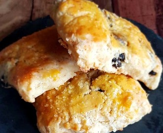 Buttermilk Scone