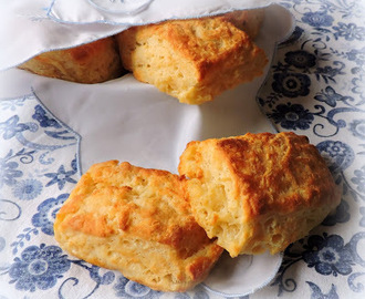 Flaky Butter Biscuits