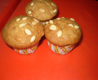 Muffin Pisang Walnut