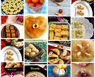 30 Diwali recipes