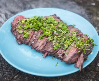 Grillihitti - flank steak