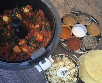 Chicken Tikka Masala - #ActiFryDay Challnge in the Tefal Actifry
