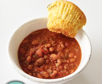 Healthified Chili Con Carne