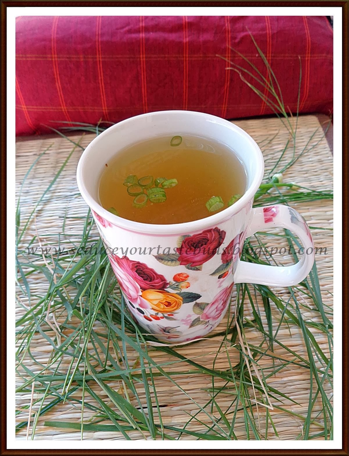 Arugampul Soup | Bermuda Grass Soup | Herbal Soup for CCC