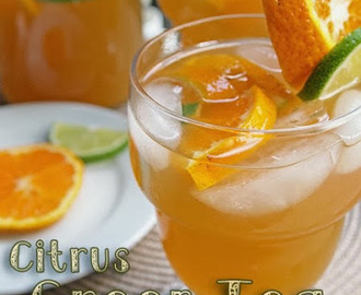 Citrus Green Tea Sangria