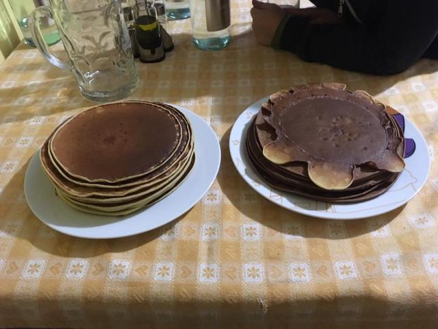 Ricetta Pancake Nella Bottiglia.Pancake In Bottiglia Ricetta Da Mytaste