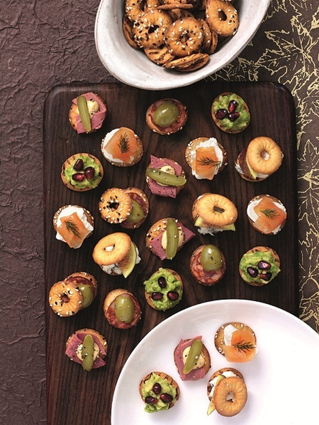 RECIPE: Pressels canapé spread and Pressels Sharing Platter