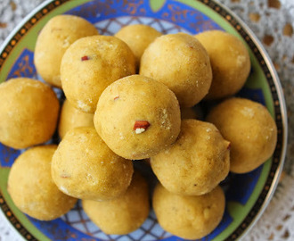 Besan Laddoo - Festive Treat