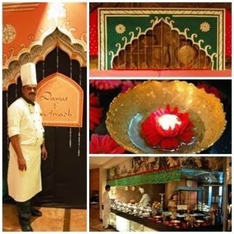 A Feast fit for Kings: Dawat-e-Awadh at Cafe Uno at Shangri-La's-Eros Hotel, New Delhi