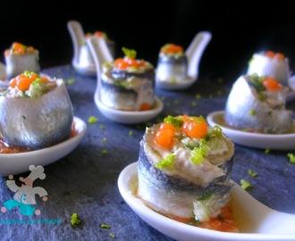Recetas de de sardina anchoada mytaste - Como cocinar sardinas ...
