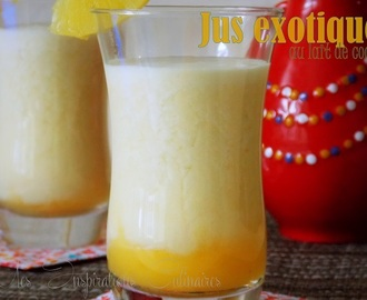 Jus de fruit exotique facile