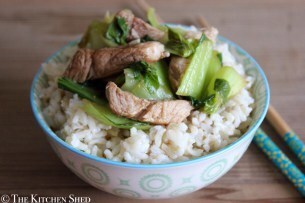 Clean eating rice recipes
