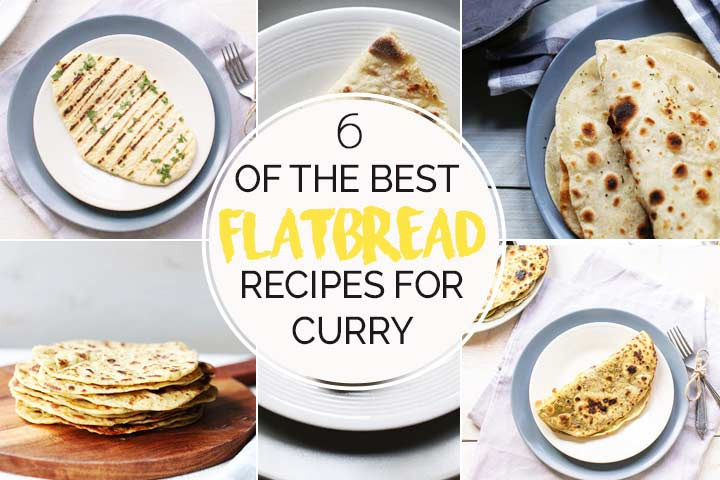 6 easy flatbread recipes