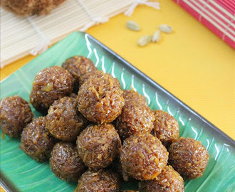 Coconut Laddu | Kobbari Louz Recipe