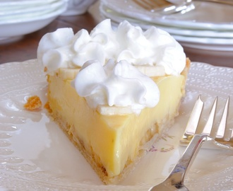 Mom's Banana Cream Pie