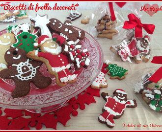 Idee Regalo Dolci Natale.Idea Regalo Biscotti Ricetta Da Mytaste