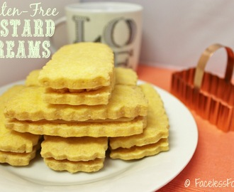 Custard Creams (Gluten-Free & Vegan) - Suma Blogger's Network