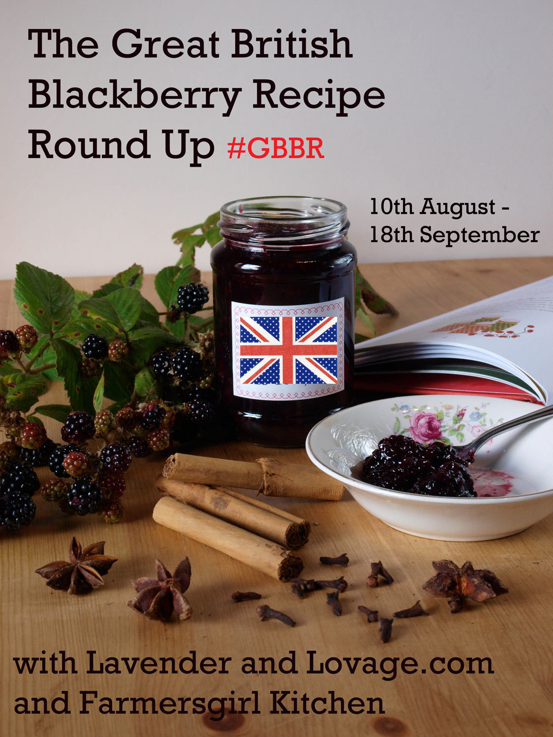 A Feast of Blackberries - The Great British Blackberry Recipe Round Up