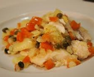 Peixe ao Forno Light