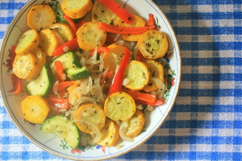 Monday Vegetable Spotlight: How to Cook Zucchini (Courgette)!