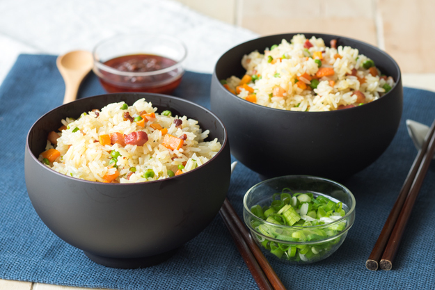 Pancetta Fried Rice For Brunch – Top It With A Fried Or Runny Egg