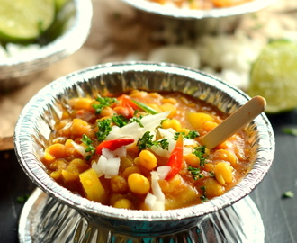 Chaat without fire hindi recipes mytaste ghugni chaat indian street food forumfinder Choice Image
